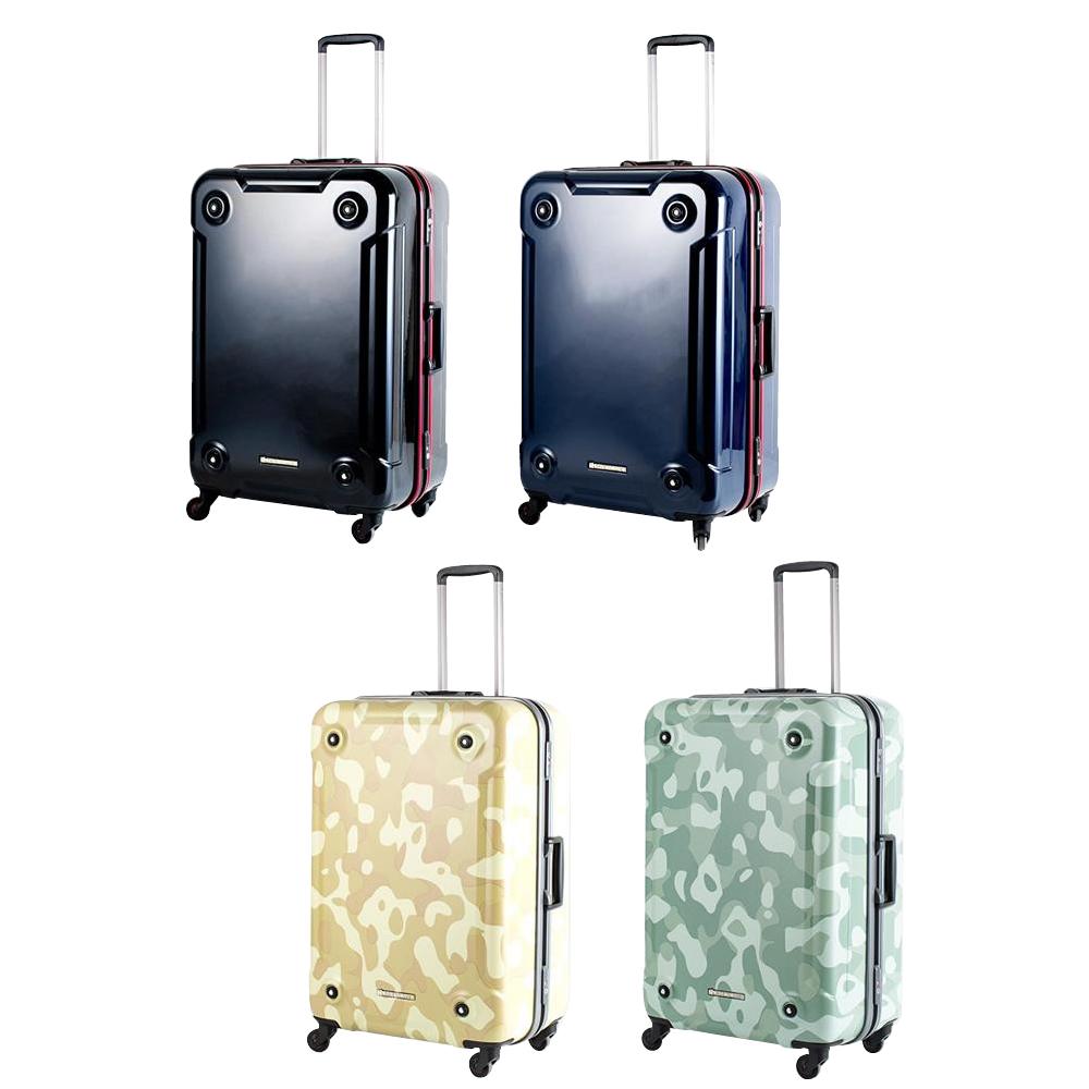 協和 HIDEO WAKAMATSU(ヒデオ・ワカマツ) スーツケース Stack2(スタック2) LLサイズ【同梱・代引き不可】