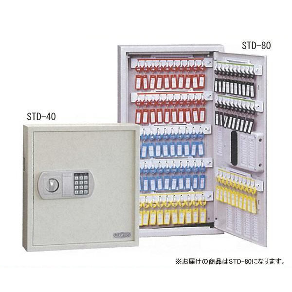 TANNER キーボックス STDシリーズ STD-80【同梱・代引き不可】