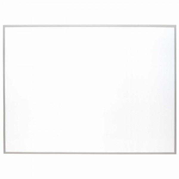 薄型アルミホワイトボード 1200×900mm ナカバヤシ WBA-U1290【同梱・代引き不可】