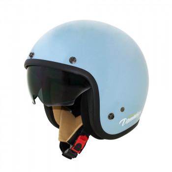 ダムトラックス(DAMMTRAX) AIR MATERIAL ヘルメット AIRBLUE KIDS【同梱・代引き不可】