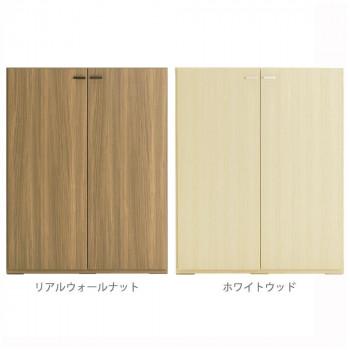 フナモコ 日本製 LIVING SHELF 棚 板戸 900×387×1138mm【同梱・代引き不可】