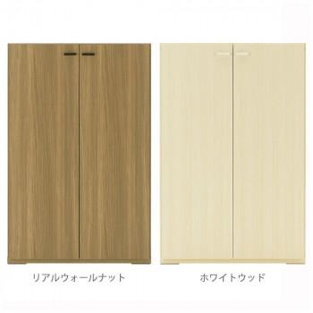 フナモコ 日本製 LIVING SHELF 棚 板戸 743×387×1138mm【同梱・代引き不可】