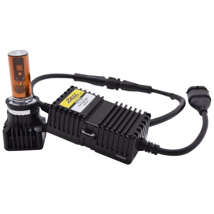 ZRAY ゼットレイ RFY1 フォグライト専用LEDバルブキット H8/11/16 2800K NLRFY1【同梱・代引き不可】