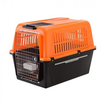 ファープラスト アトラス 50 リフレックス 犬・猫用キャリー オレンジ 73050053【同梱・代引き不可】