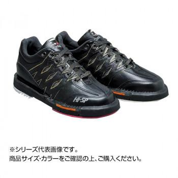 ボウリングシューズ コアドロEVO(エボリューション) ブラック/ゴールド 24.5cm HS-3500【同梱・代引き不可】