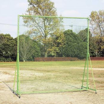 防球フェンス(車付)33 B-82【同梱・代引き不可】