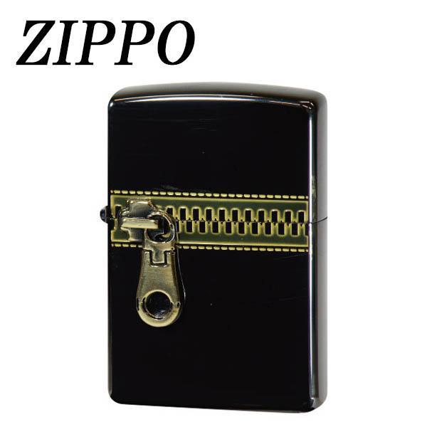ZIPPO ジッパー イオンブラック【同梱・代引き不可】