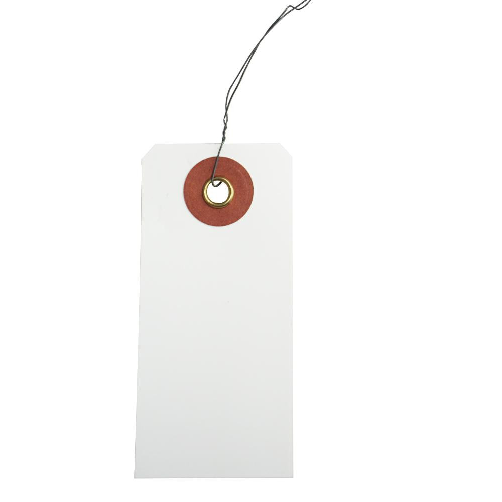 ササガワ タカ印 25-1210 ユポ荷札 豆(H65×W30mm) 1000枚【同梱・代引き不可】
