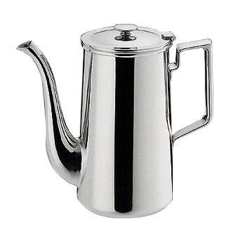 C型コーヒーポット 8人用 1730cc 2211-0803【同梱・代引き不可】