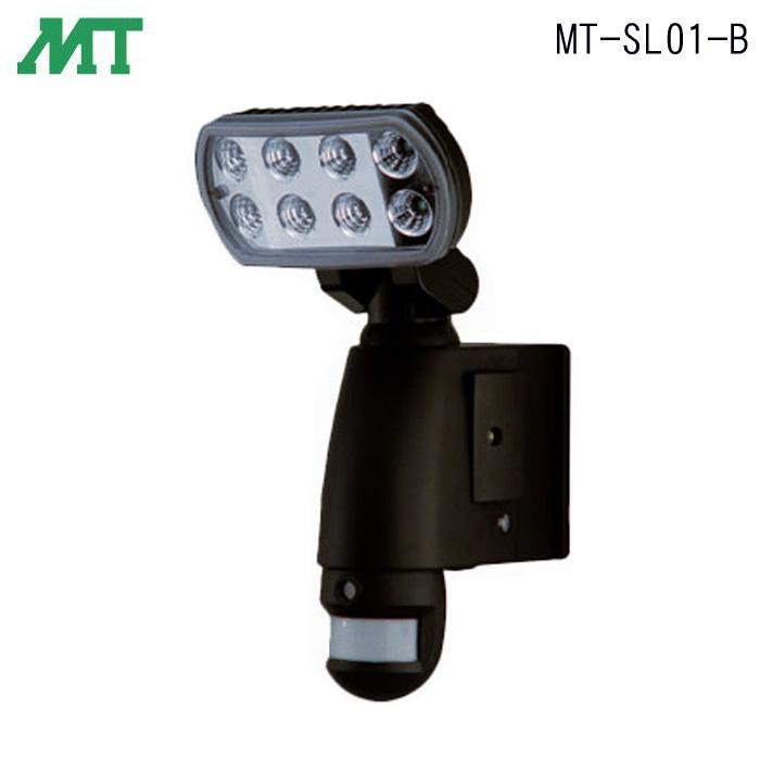 マザーツール SDカードレコーダー搭載 センサーライトカメラ MT-SL01-B【同梱・代引き不可】