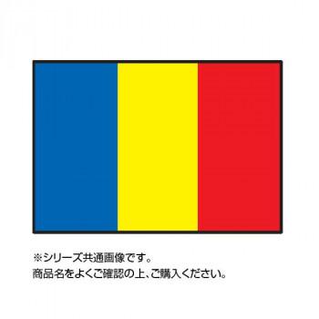 世界の国旗 万国旗 ルーマニア 140×210cm【同梱・代引き不可】