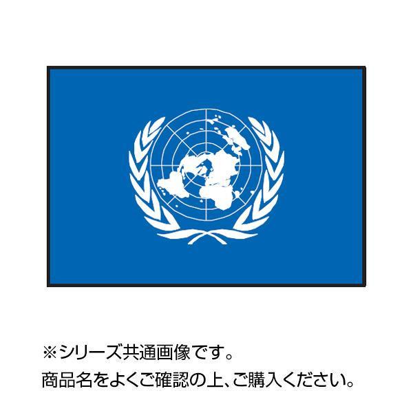 ★エントリーでP3倍 23日9:59迄★ 世界の国旗 万国旗 国連 90×135cm【同梱・代引き不可】