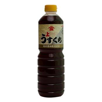 橋本醤油定番の淡口醤油 橋本醤油ハシモト 割引 上級薄口うすくち醤油1000ml×12本 代引き不可 同梱 新発売