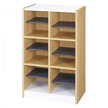 オフィス・施設向け家具 スリッパラック SR9060TNA【同梱・代引き不可】