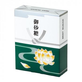 仏 砂糖箱 10号 300セット サト-210【同梱・代引き不可】