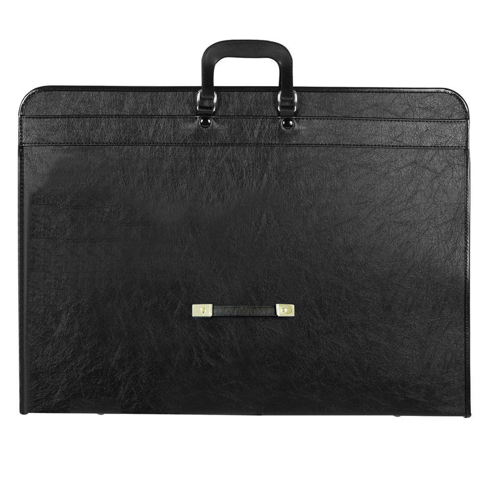 デザインバッグ A1 ブラック 100-0027【同梱・代引き不可】