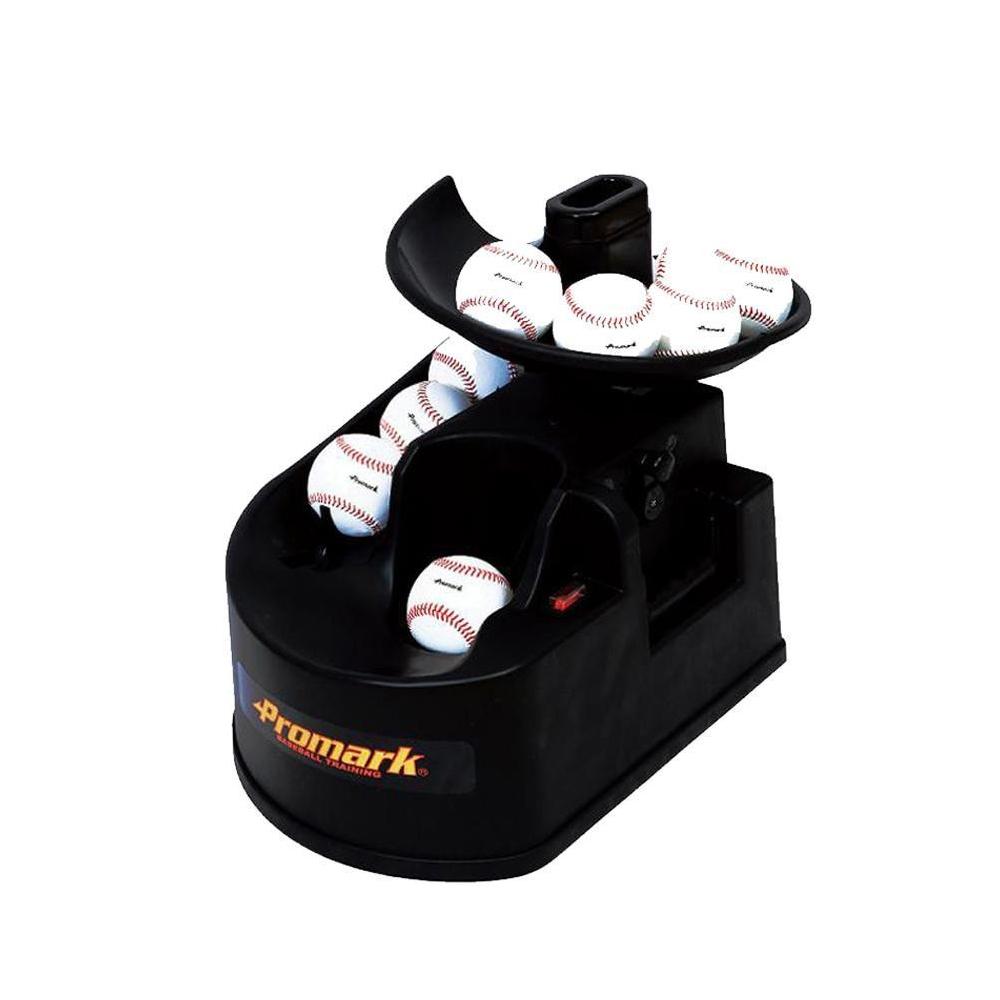 Promark プロマーク バッティングトレーナー トス対面II 充電式 HT-89N【同梱・代引き不可】