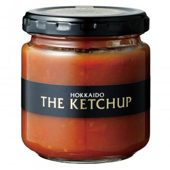 安心の定価販売 イタリアントマトを贅沢に使用したケチャップ 絶品 ノースファームストック 北海道ザ ケチャップ 160g×12 同梱 代引き不可