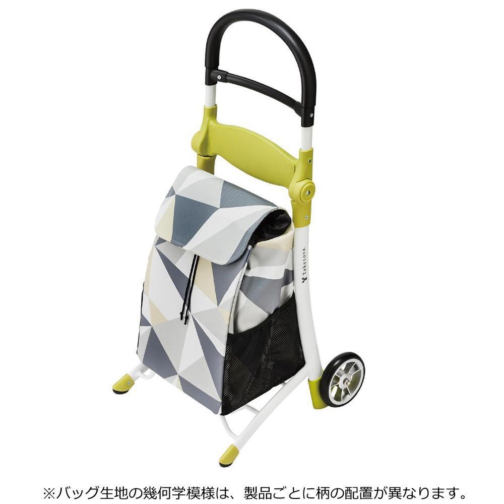 竹虎 スマイルキャリー グレー 118001【同梱・代引き不可】