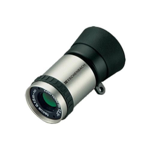 (遠2.8倍/近3.4倍) ケプラーシステム単眼鏡 エッシェンバッハ 1673-1【同梱・代引き不可】
