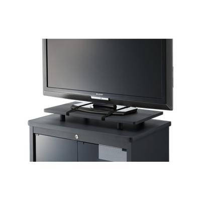 テレビ固定台 ハヤミ工産 HAMILEX CAMEO CQ-6207/6210/6307用オプションテレビ固定台 CP-66(ブラック) 【代引不可】【同梱不可】