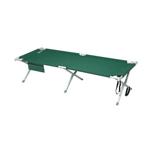 アルミGIベッド 折りたたみ 簡易ベッド アウトドアベッド キャンピングベッド 寝具 アウトドア用品 キャンプ用品 小川キャンパル 1972