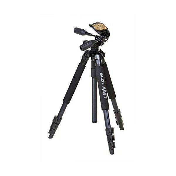 ★クーポンで5%off★【在庫処分】 三脚 コンパクト 軽量 4段三脚 小型 カメラ 一眼レフ ビデオカメラ 機内持ち込み SLIK(スリック) アル・ティム 340E