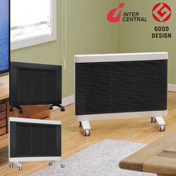 マイヒートセラフィ 赤外線ヒーター ECO 日本製 暖房 暖か 家電 スリム クリーン 安全 静音 インターセントラルMHS-700