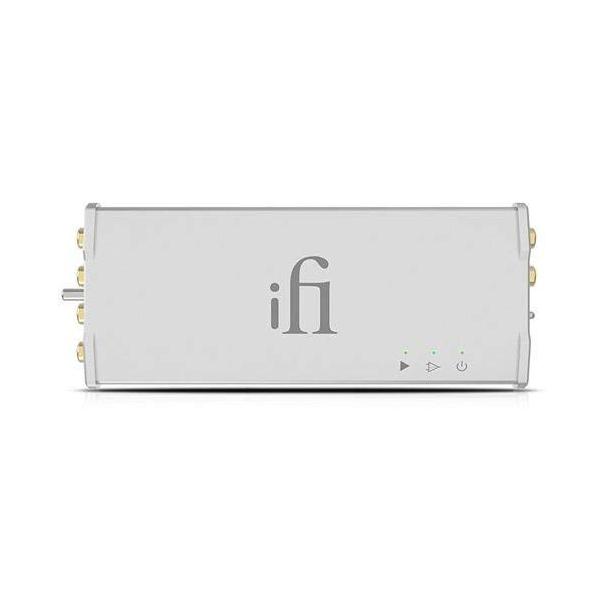 カーブ可変型フォノイコライザー iFI-Audio micro iPhono2 フォノアンプ 【代引/同梱不可】