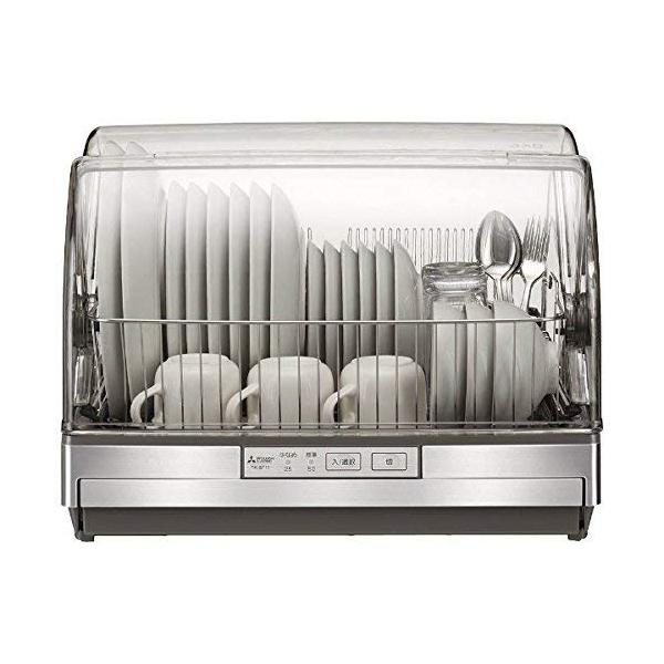【クーポンで300円OFF】 食器乾燥機 キッチンドライヤー 三菱電機 ミツビシ TK-ST11-H ステンレスグレー