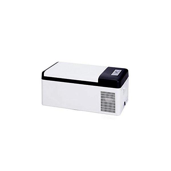 【クーポンで300円OFF】【あす楽】 車載対応 保冷庫 15L マイナス20℃まで設定可能 冷凍冷蔵庫 車で使える 小型 ポータブル保冷庫 クーラーボックス VERSOS(ベルソス) VS-CB015 ホワイト