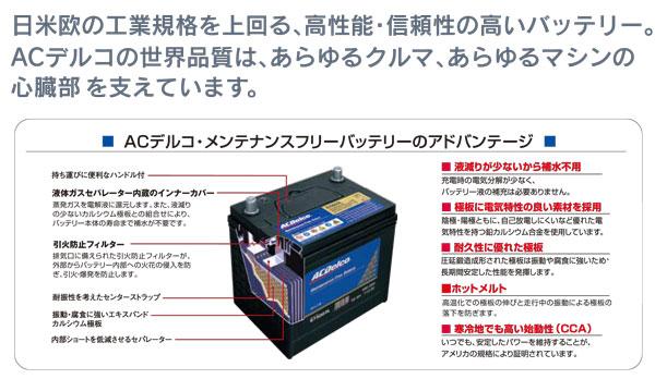支持供车电池50B24L国产车使用的维护自由充电控制车的AC戴尔共维护自由电池高级蓝色系列