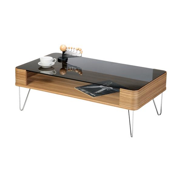 インテリア家具 コーヒーテーブル PT-582ZB 【代引不可】【同梱不可】