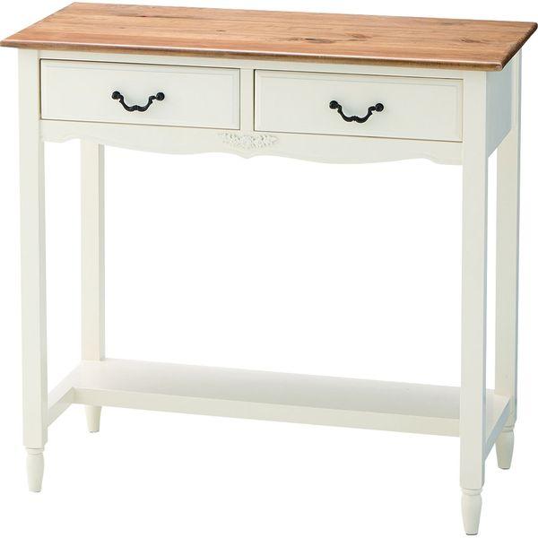 デスク ハイテーブル AZUMAYA PM-857 おしゃれ デザイン家具 インテリア 家具 【代引不可】【同梱不可】
