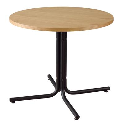 ★エントリーでP5倍 21日9:59迄★ ダリオ カフェテーブル シンプルなデザインのカフェテーブル W80xD80xH67 END-225TNA 【代引不可】