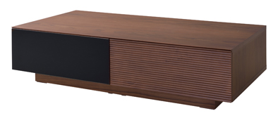 フルモス 120 センターテーブル 使いやすくシンプル W120xD60xH30 JPT-334WAL 【代引不可】
