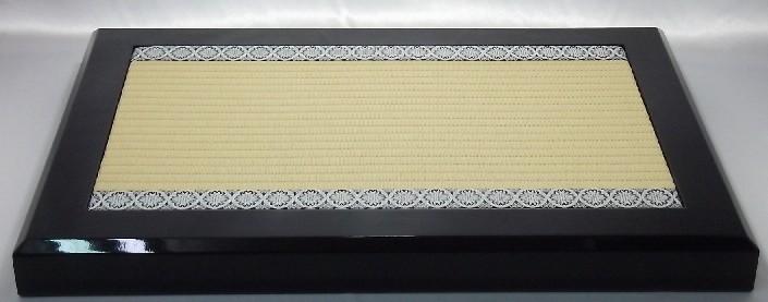 【五月人形】平飾台 畳台 20号 (間60×奥40×高5cm) 単品平台 兜飾り 鎧飾り 五月道具
