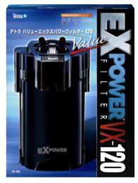 Tetra(テトラ)スペクトラムジャパン バリューエックスパワーフィルターVX-120【送料区分:送料込】