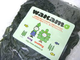 ■ producing fresh salted wakame 150 g wakame seaweed salt has lowest minimum 25%-27% ishinomaki city 13 Beach fisheries production Union Beach people (hamanndo)