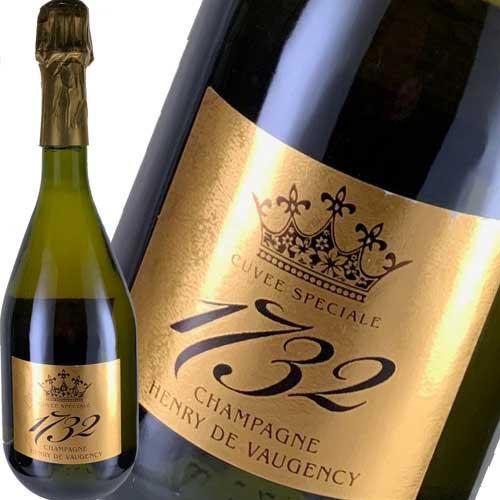 ヴォージャンシー キュヴェ・スペシアル 1732 シャンパン グラン クリュ  母の日 プレゼント