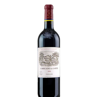 カリュアド・ド・ラフィット[2006] 750ml【高品質ワイン】