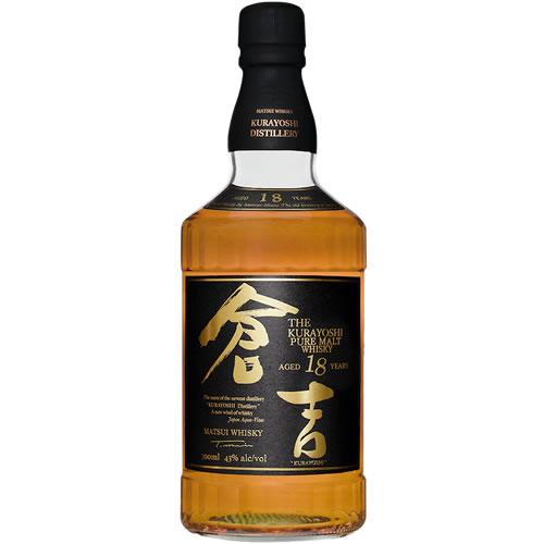 マツイ ピュアモルト 倉吉 18年 700ml 松井酒造 ウイスキー 50度