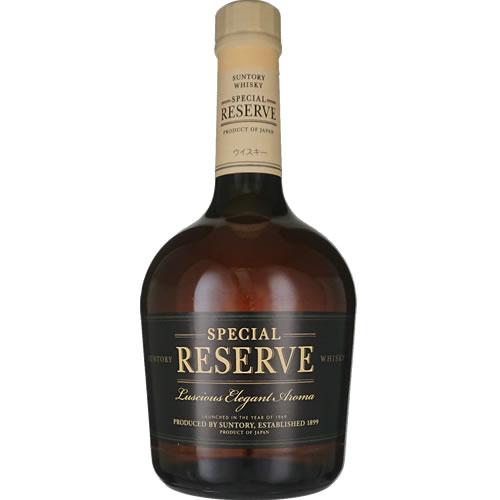 ウイスキー サントリー スペシャルリザーブ 700ml 40度 プレゼント whisky レビューを書けば送料当店負担 最新アイテム ギフト 4901777188198