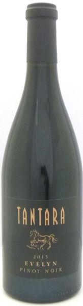 タンタラ・ワイナリー ピノ・ノワール・エヴリン[2014] カリフォルニア 赤ワイン