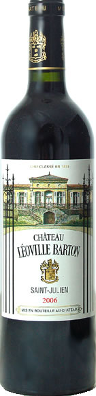 シャトー・レオヴィル・バルトン [2006]【高品質ワイン】