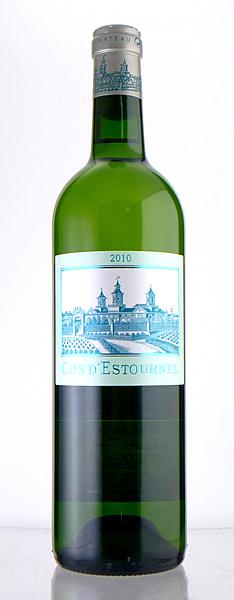シャトー・コス・デス・ トゥルネル[2010] ブラン  メドック二級 白ワイン 【高品質ワイン】ギフトボックス入り