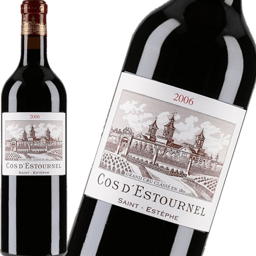 シャトー・コス・デス トゥルネル[2006] メドック二級 【高品質ワイン】