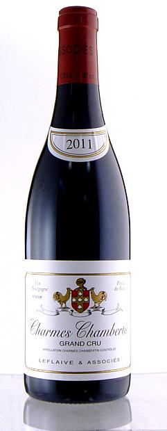 【ルフレーヴ アソシエ】シャルム シャンベルタン グランクリュ【2011】【高品質ワイン】