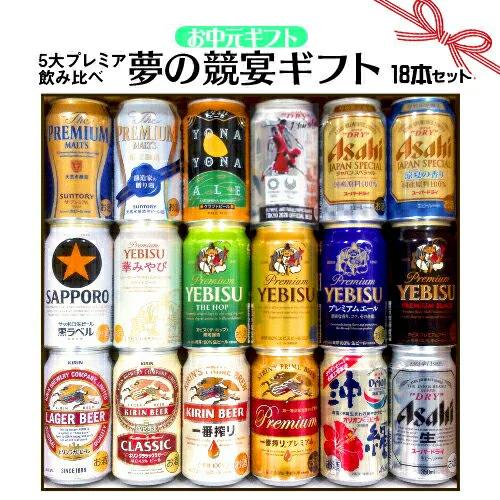 美味しいビールギフト「飲み比べセット」で、お酒好きな祖父母へのお中元向きなのはどれかな?