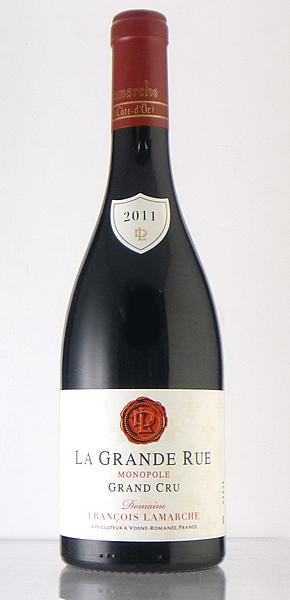 【ドメーヌ・フランソワ・ラマルシュ】グランド・リュ モノポール グラン・クリュ[2011]グランドリュ 【高品質ワイン】